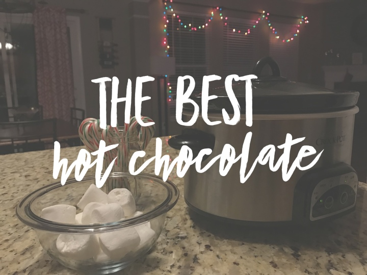 The best hot chocolate | Recipe