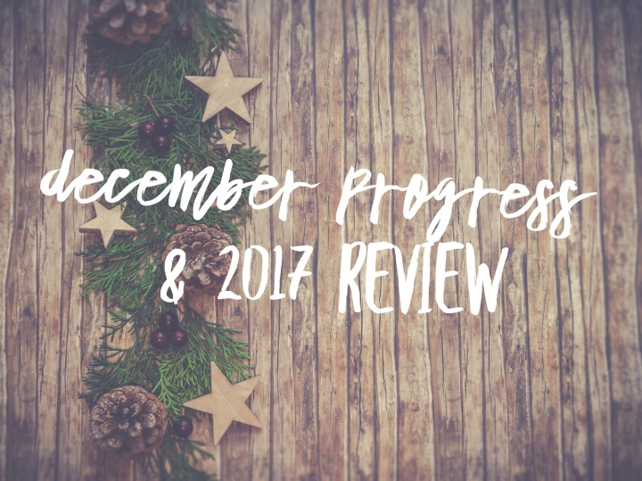 December Progress & 2017 Review