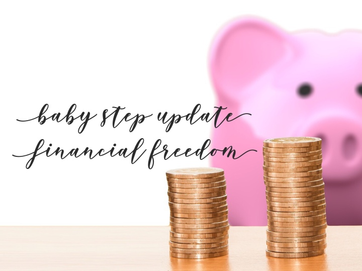 Baby Step Update — Financial Freedom