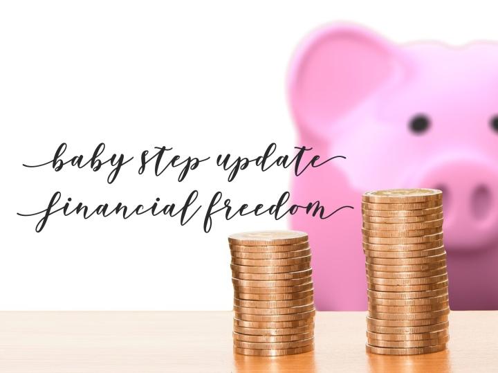 Baby Step Update — FinancialFreedom