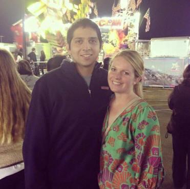 Eric & Rachel Fair 2013