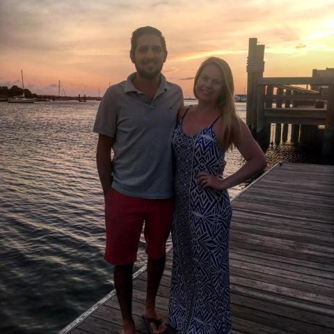 Eric & Rachel Atlantic Beach