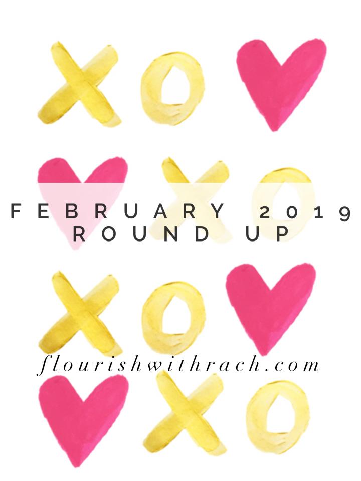 February 2019 RoundUp